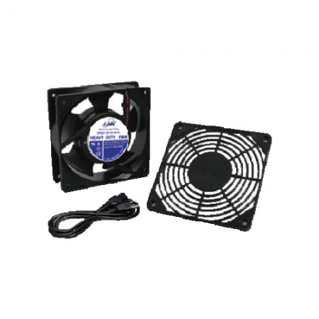 "Link Fan 1xØ4"" Heavy Duty Fan"