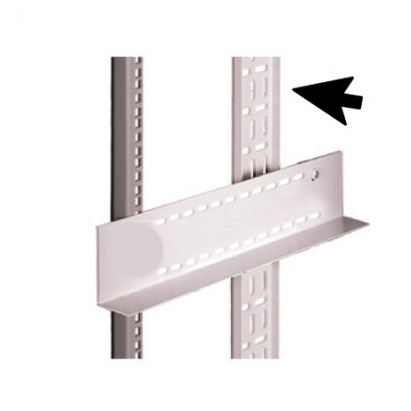 Cable Tray 7.5 cm.(w) for Cable run  39U
